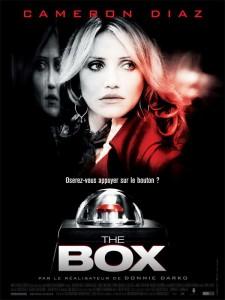 """Affiche de """"The Box"""""""