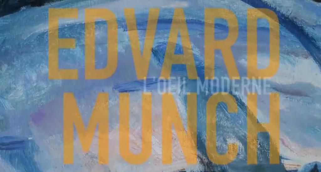 exposition Edvard Munch