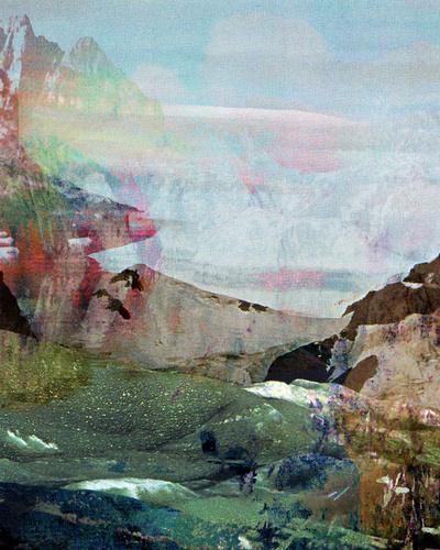 Tchmo, Untitled Landscape, 2011