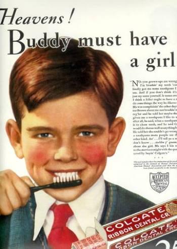 Avez vous une préférence pour un dentifrice ? Colgate