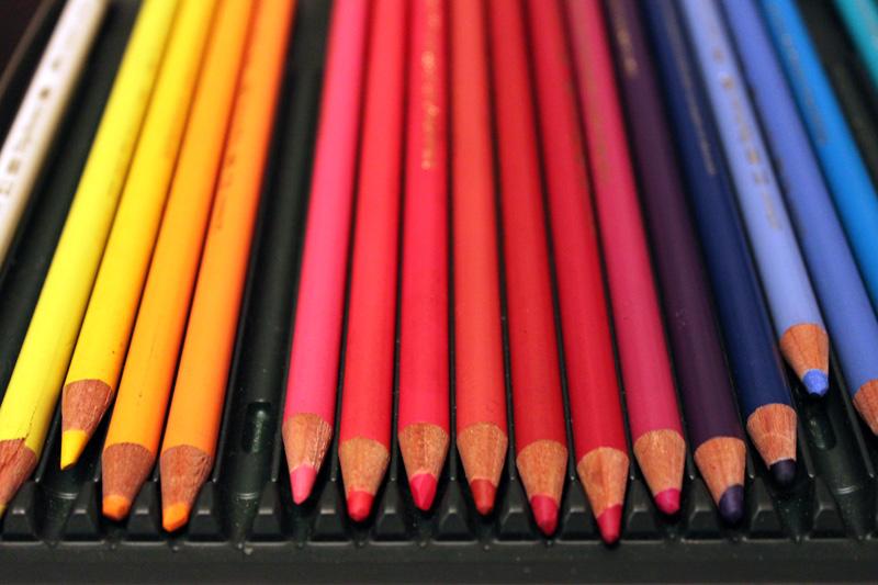 collectionner les crayons de couleur c 39 est possible. Black Bedroom Furniture Sets. Home Design Ideas