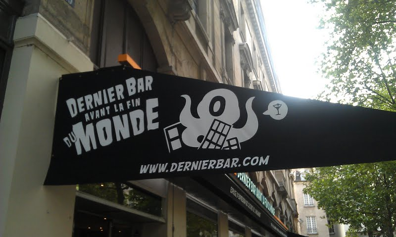 bar pour rencontrer du monde paris
