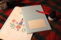 Escrinite aigüe, l'addiction aux cahiers