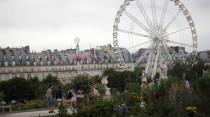 Les fêtes foraines de Paris