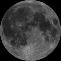 Les yeux vers la Lune et l'Espace