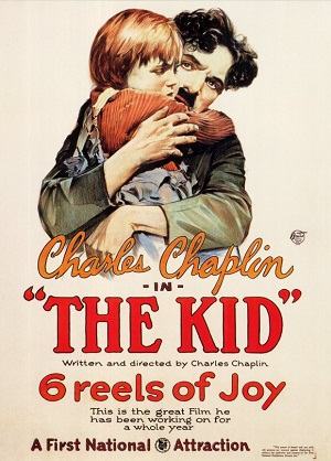 thekid-chaplin-cinema-annees20
