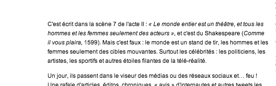 Telerama.fr : Bashing : les médias ont-ils le goût du lynchage ?
