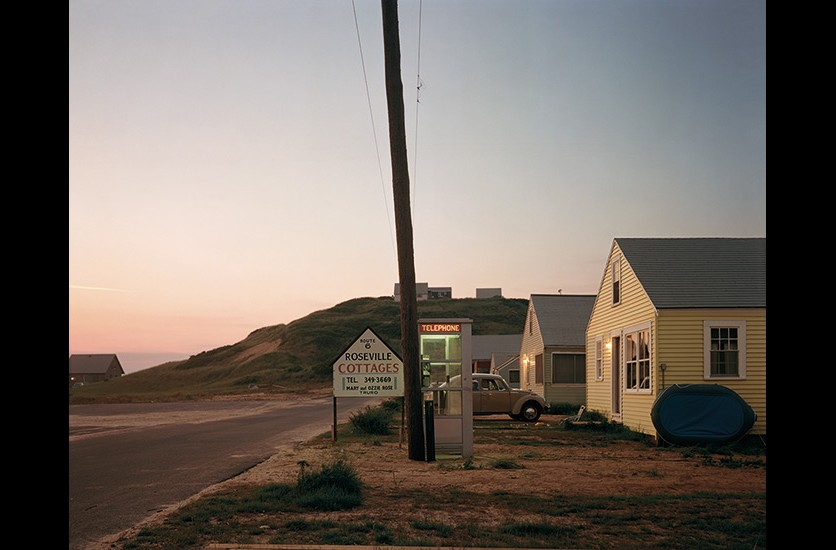 © Joel Meyerowitz Courtesy Howard Greenberg Gallery, New York City