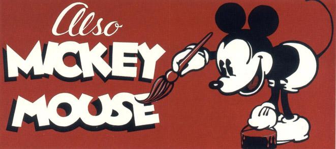 85 ans mickey mouse n 39 est pas vieux il est vintage - Mickey et plutot ...