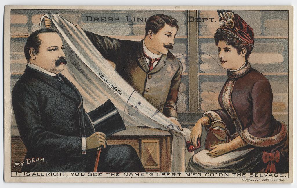 Publicité de 1886-1897 - États-Unis - source