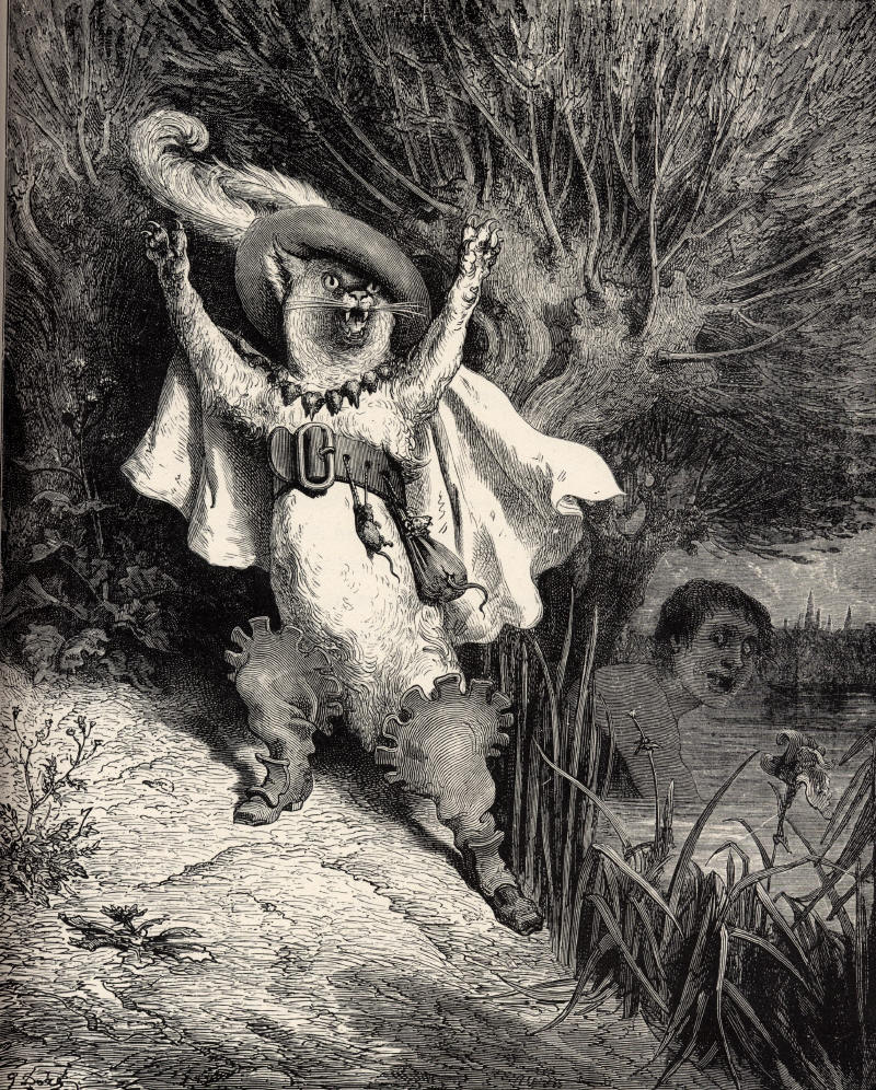 Illustration de Gustave Doré - 1883