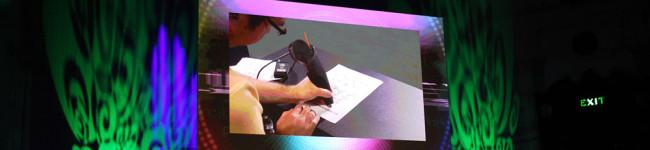 LeWeb '13 : 3Doodler, du concept au volume en un coup de crayon