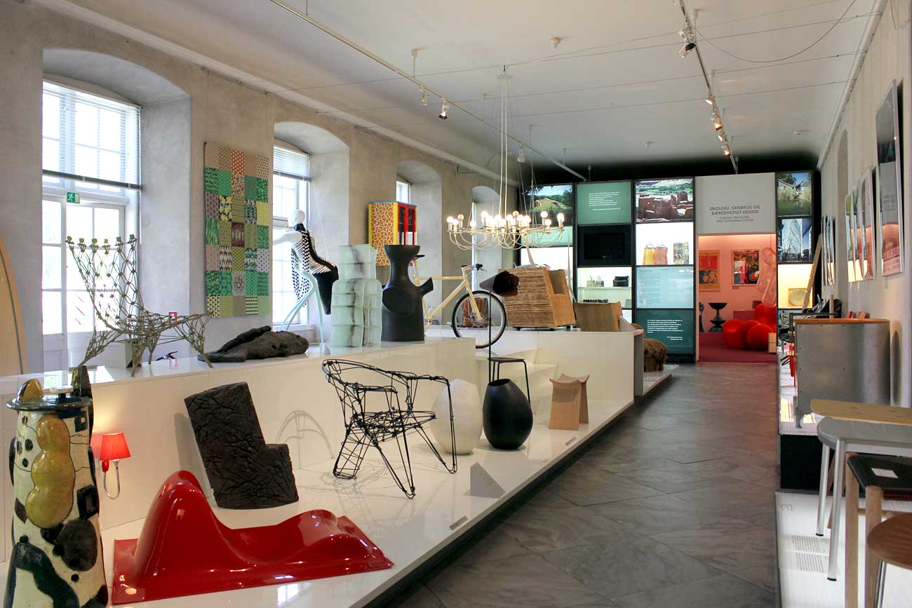 une visite du mus e du design danois de copenhague. Black Bedroom Furniture Sets. Home Design Ideas