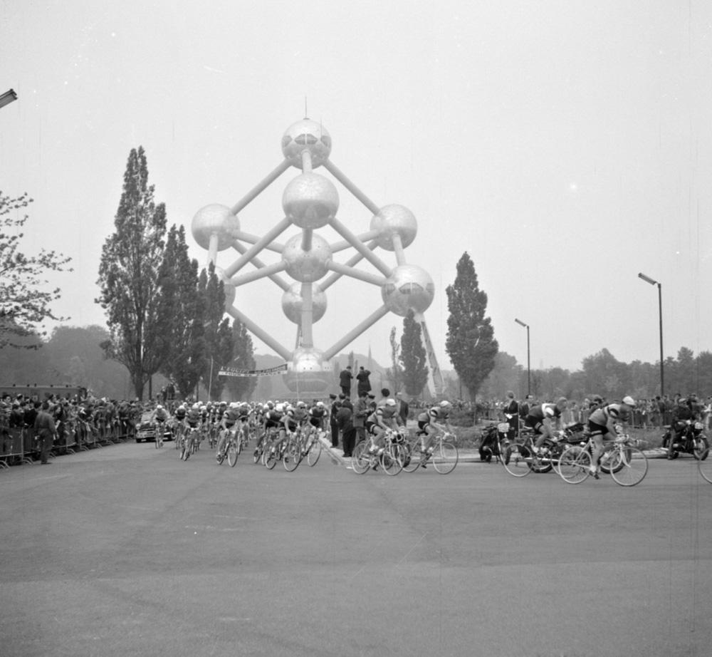 Tour de France 1960 à Bruxelles - Source