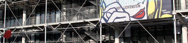 L'exposition Roy Lichtenstein, pour tout ce que vous ne verrez pas sur les produits dérivés