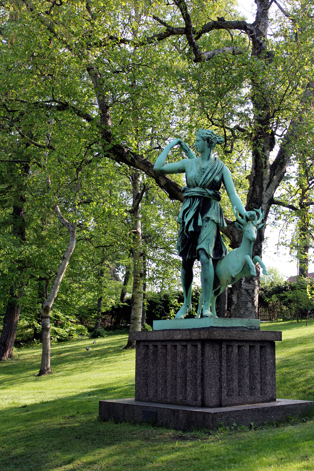 La Diane de Versailles m'attendait à Copenhague