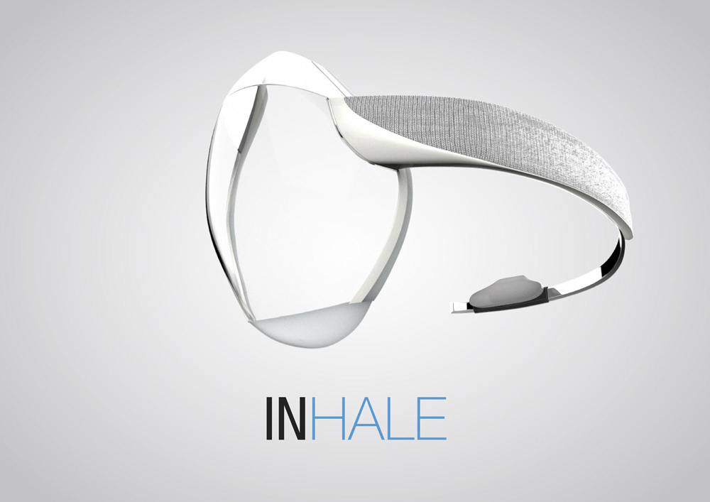 Le projet Inhale remporte l'étape nationale du James Dyson Award