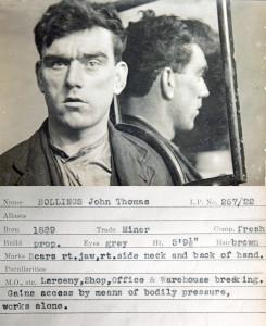 Cette fiche a été retrouvée dans une brocante par un employé des archives du musée Tyne & Wear (Grande-Bretagne). On la suppose des années 1930.