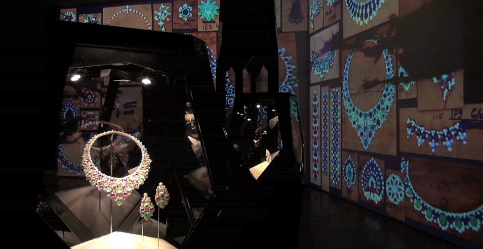 Rétrospective Bulgari : Interactivité et magie au musée De Young de San Francisco