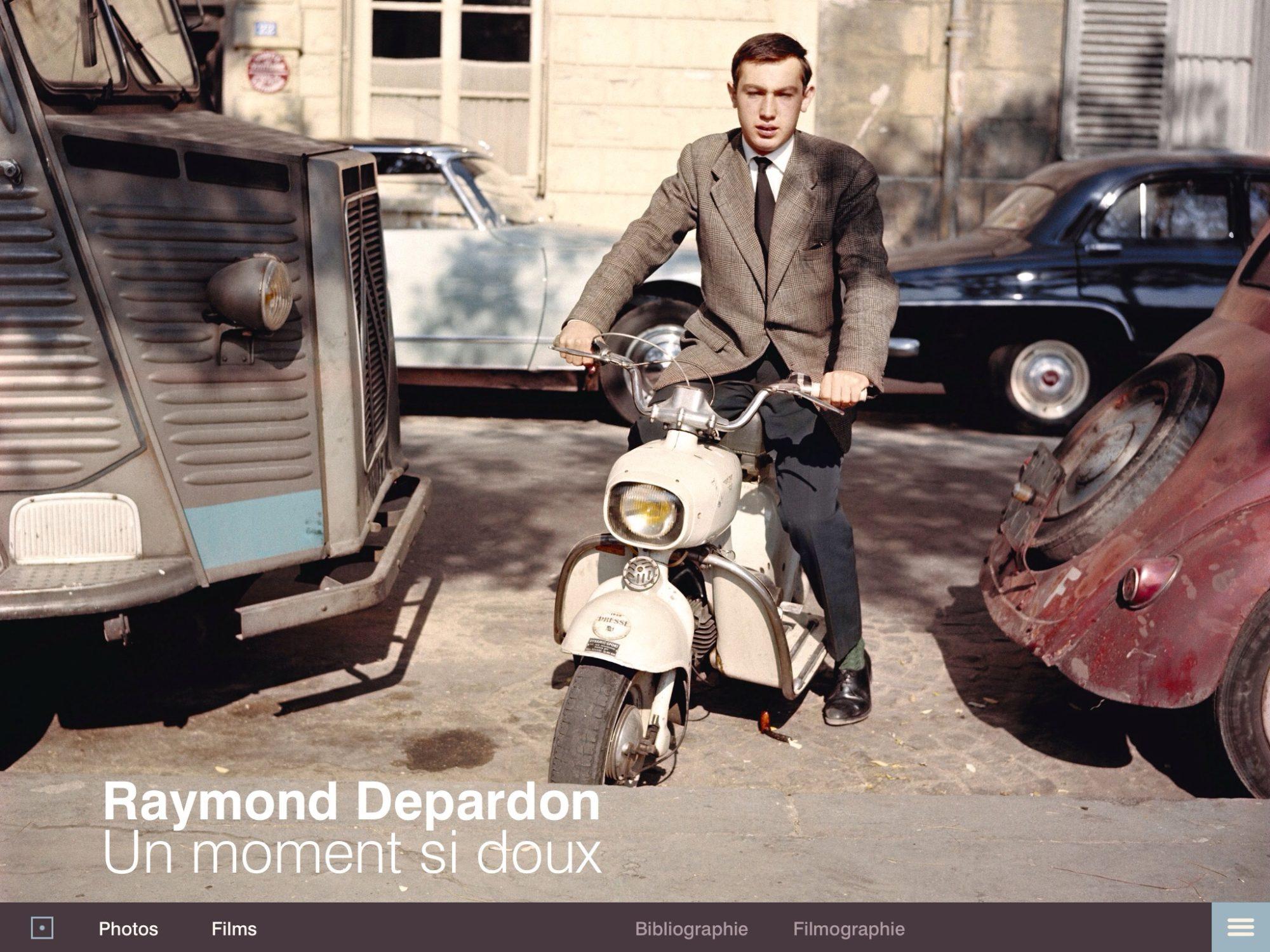 Raymond Depardon au Grand Palais : Une production multiple de documents autour d'une exposition peut-elle en gâcher la visite ?