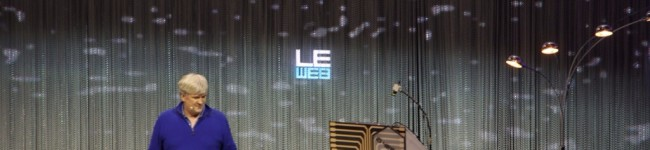 LeWeb'13 : Allons-nous laisser un robot humanoïde entrer dans notre quotidien ?