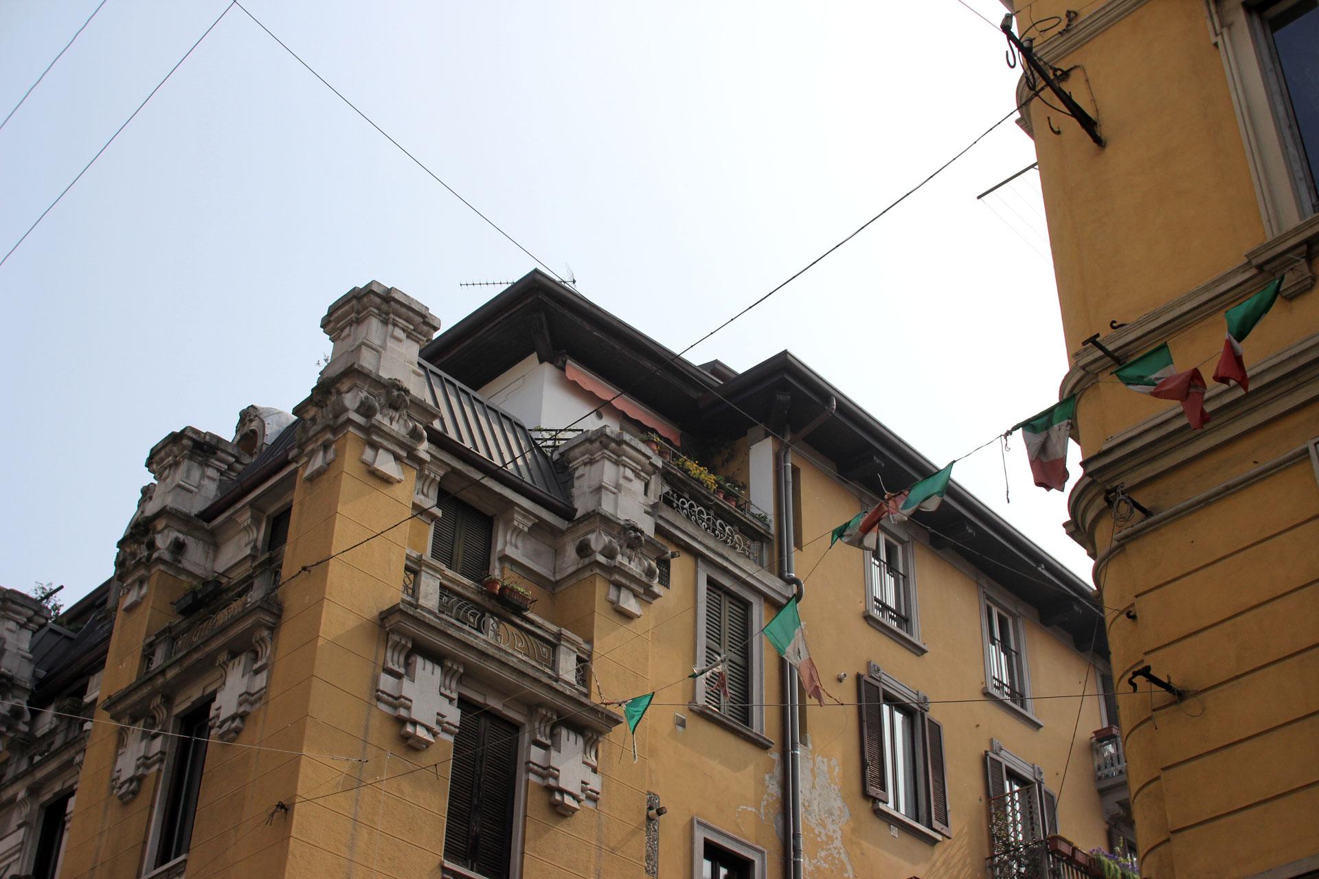 Promenades à Milan et thérapie contre la morosité