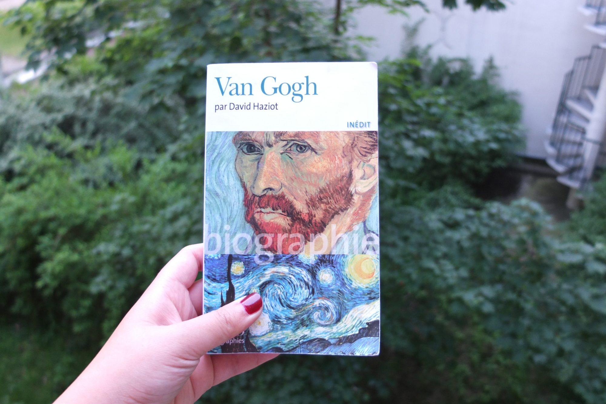Van Gogh, une biographie écrite par David Haziot