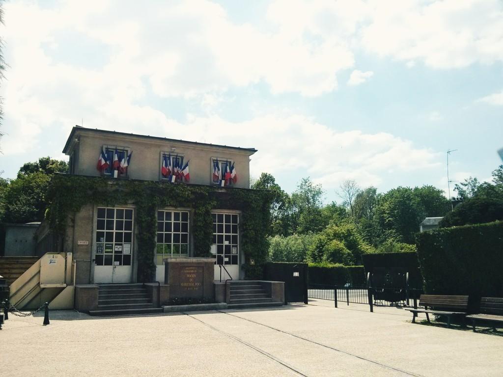 Musée du Mémorial de la Clairière de l'Armistice.