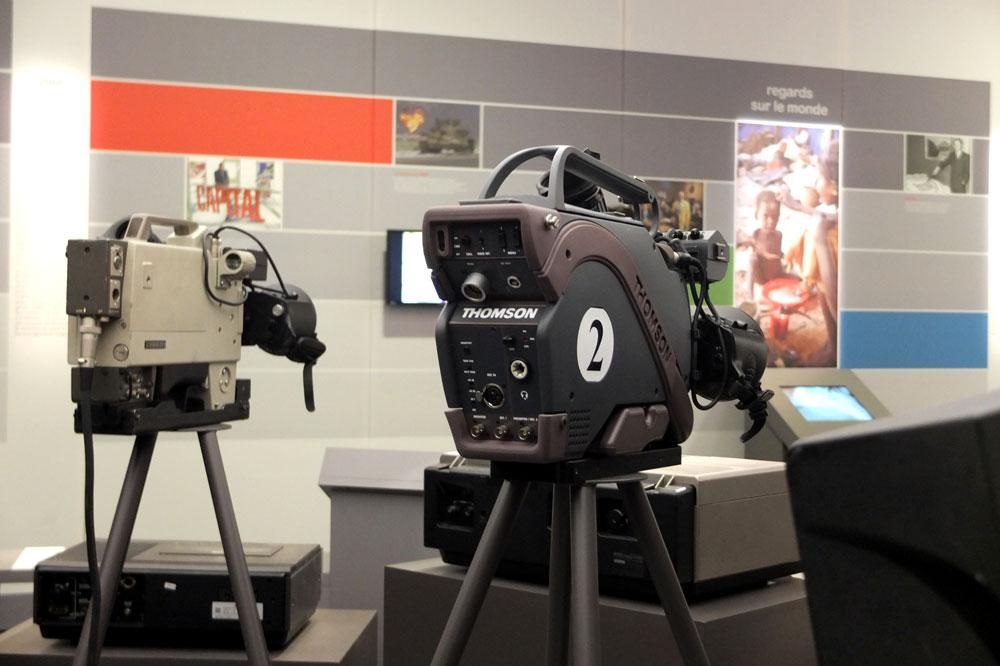 Culture TV : Nostalgie et technologie au Musée des Arts et Métiers