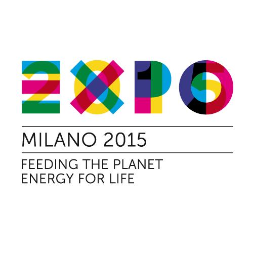 Logo Exposition Universelle Milano 2015