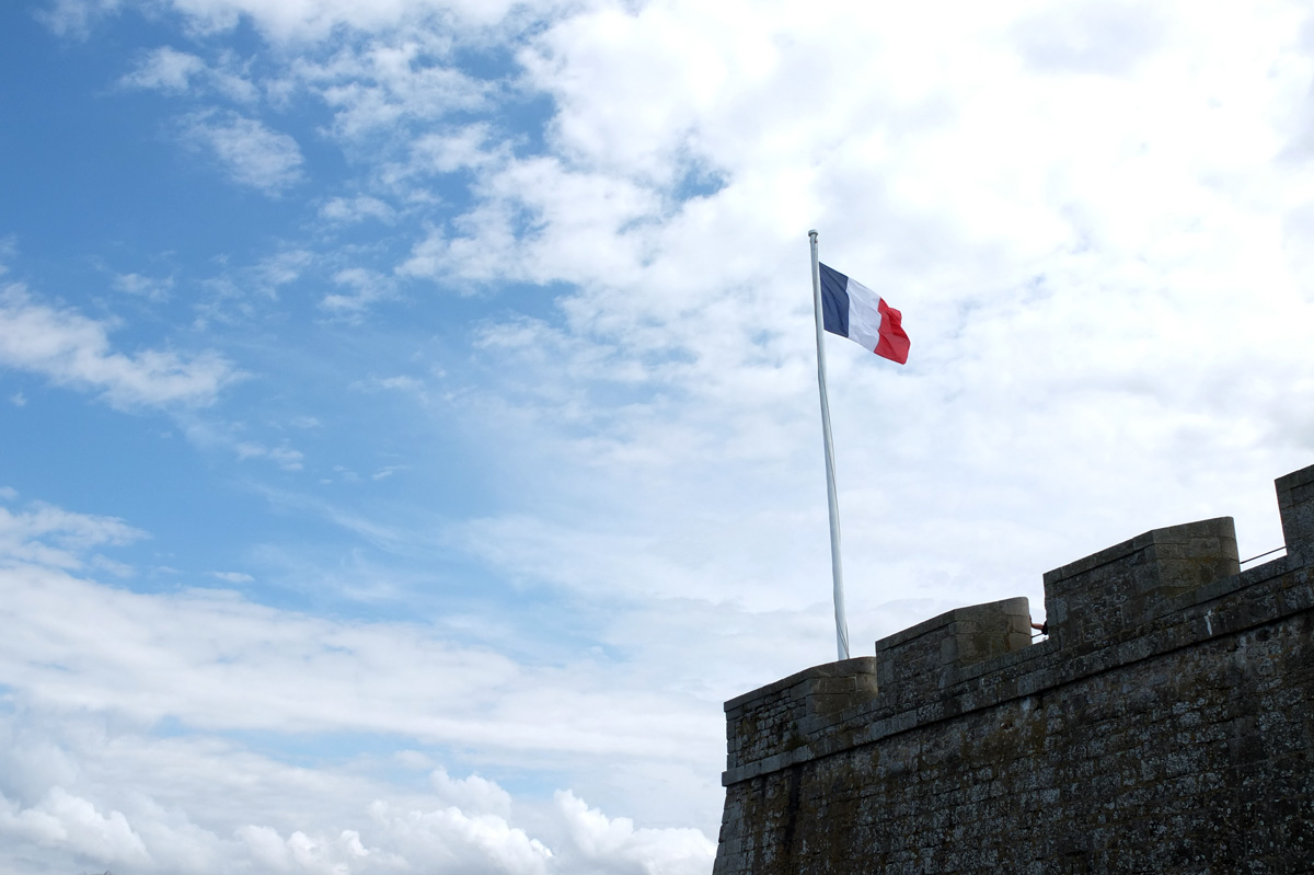 Le fort national de Saint-Malo, pas construit par Vauban