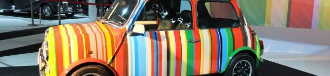 L'automobile et la mode au Mondial de l'Auto 2014