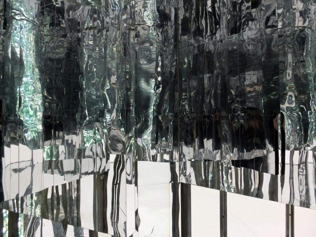 Lee Bul, Maquette pour Mon grand récit, 2005