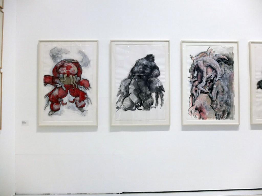 Peintures de Lee Bul