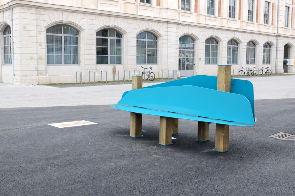 Une histoire de fesses à la Biennale du design de Saint-Etienne