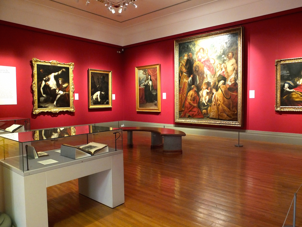 La galerie nationale d'Irlande