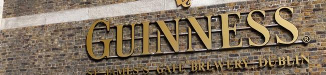 Visite du Guinness Storehouse, le Disneyland de la bière