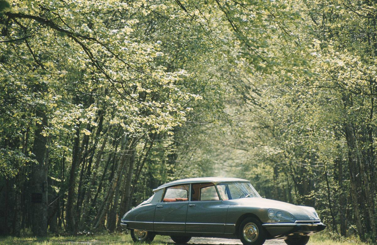 citroen ds 21 1968