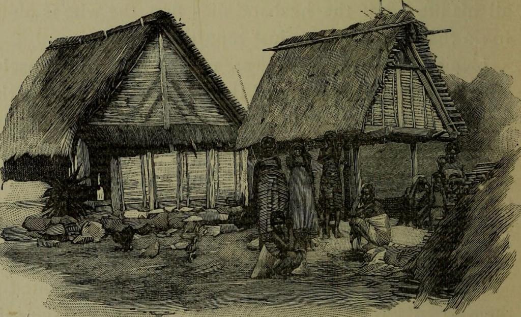 Le voyage de Sieur Olivier Du Bois sur les îles du Dauphine, Madagascar, et Bourbon, 1897