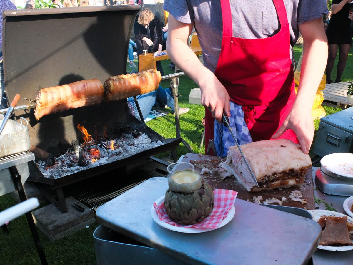 Festival de food trucks à Amsterdam, Rollende Keukens 2015 !