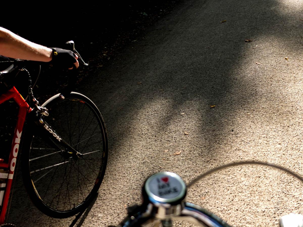 Le bonheur du vélo