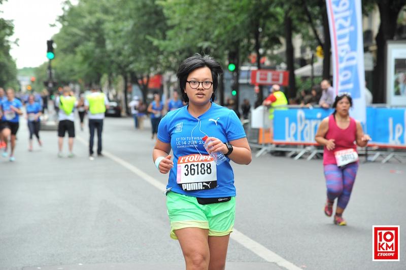 Et si vous m'aidiez à courir pour Médecins Sans Frontières ?