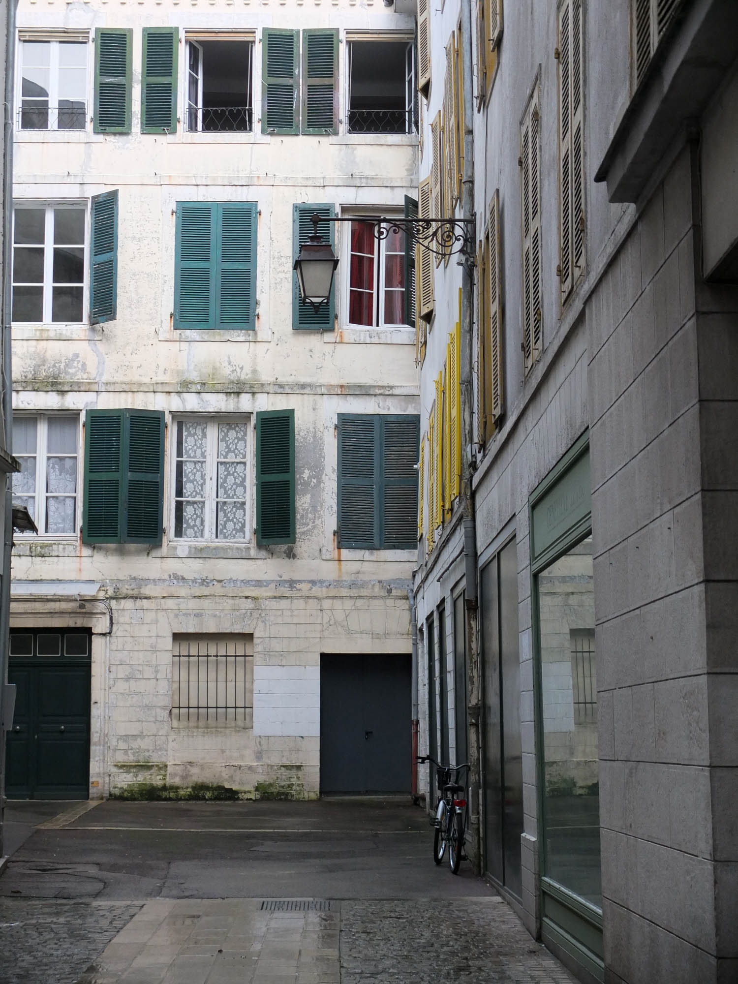 Détour par Bayonne