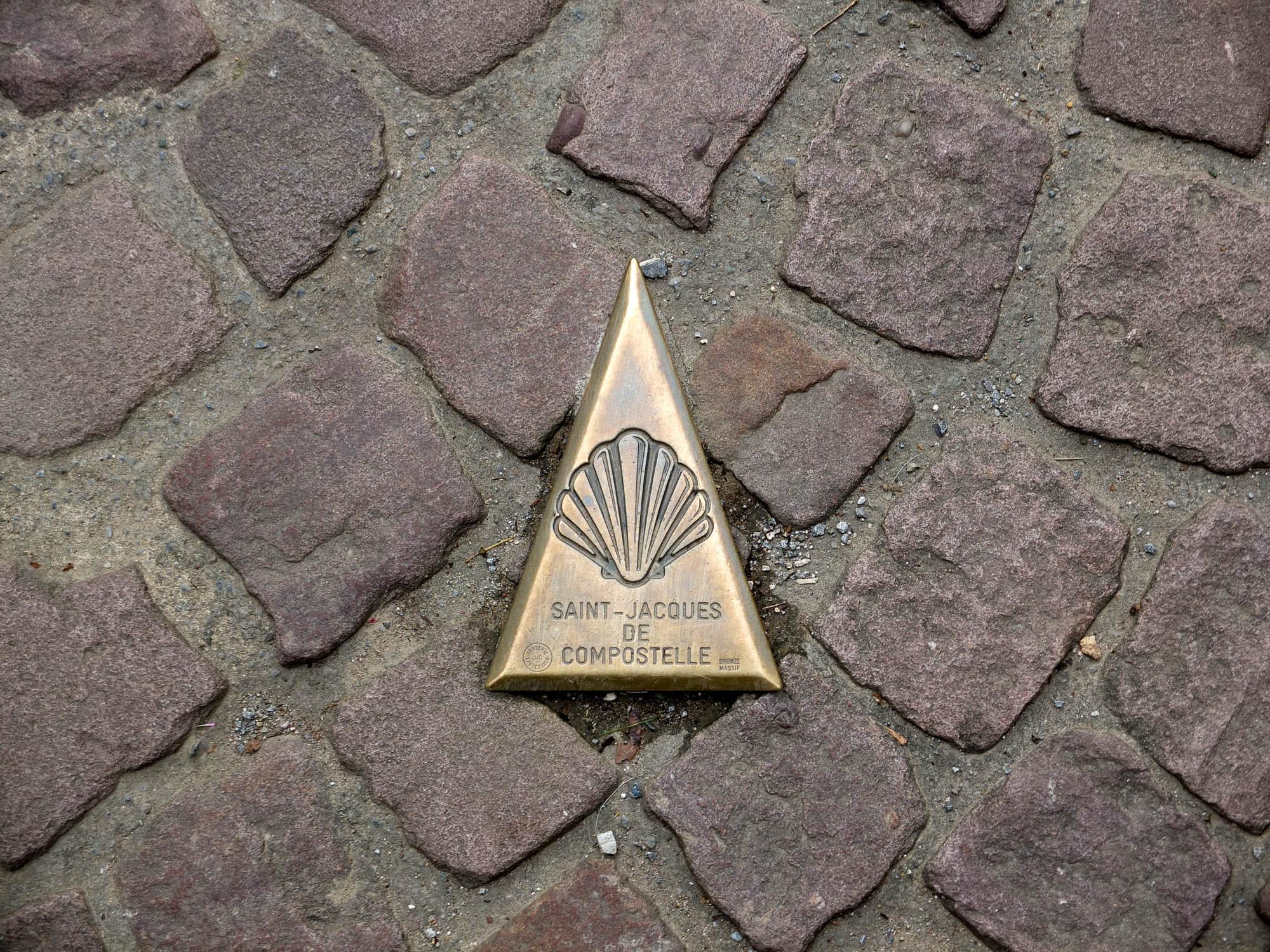 Quelques pas sur le chemin de saint jacques de compostelle - Saint jean pied de port saint jacques de compostelle ...