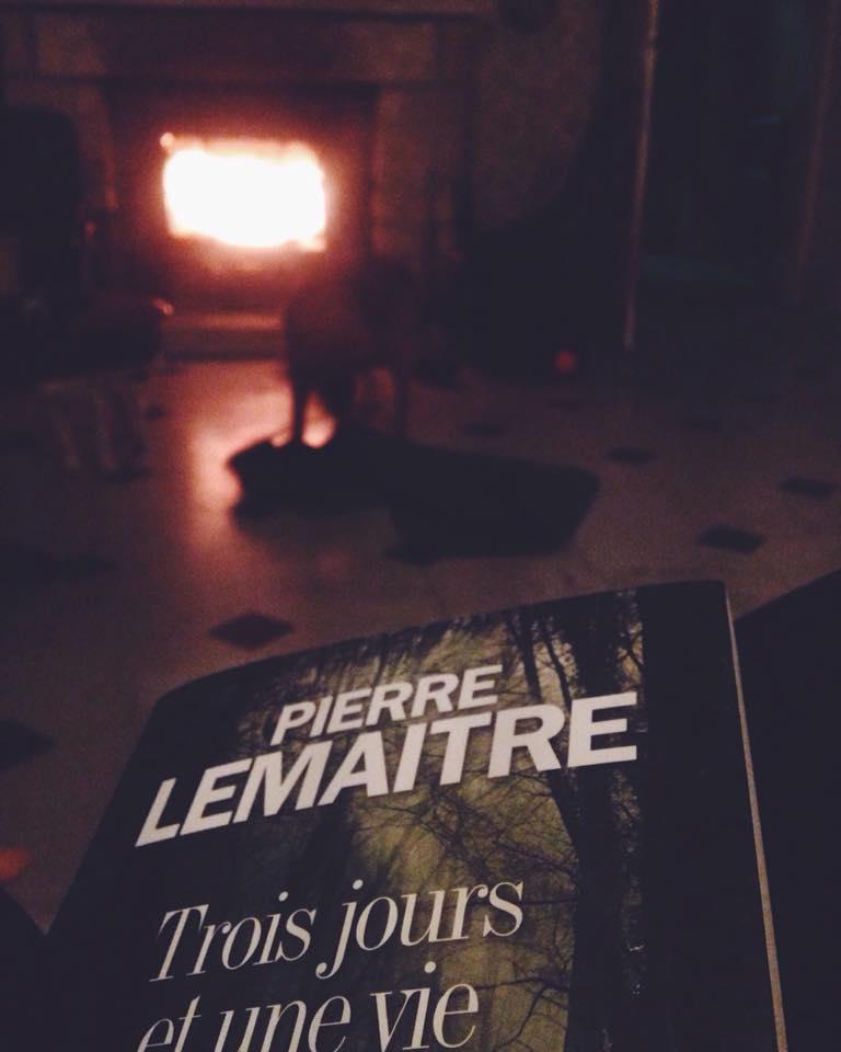 Lecture : Trois jours et une nuit, Pierre Lemaître