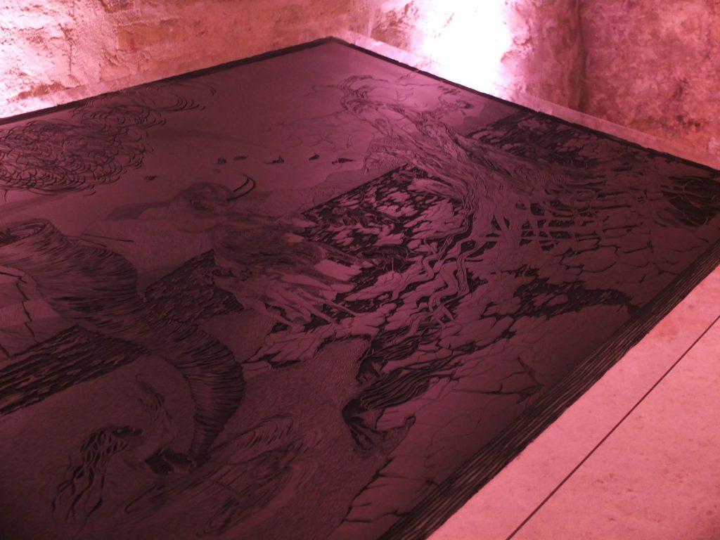 anima mundi au cellier de reims rencontre avec c line prunas. Black Bedroom Furniture Sets. Home Design Ideas