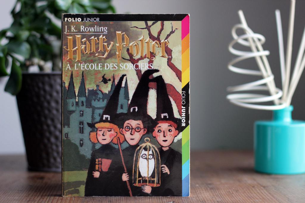 Relire Harry Potter à l'âge adulte