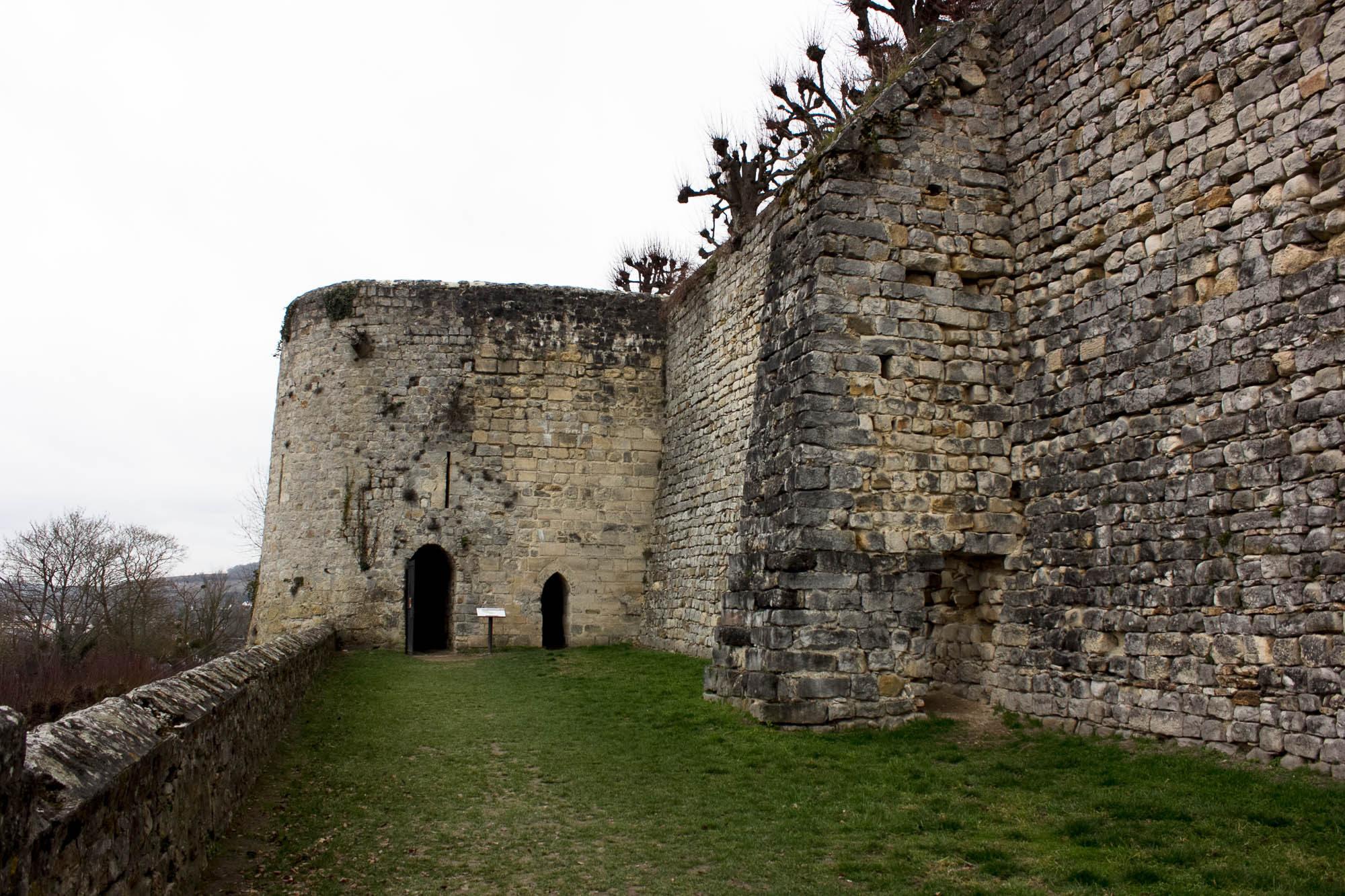 Passage gris à Château-Thierry