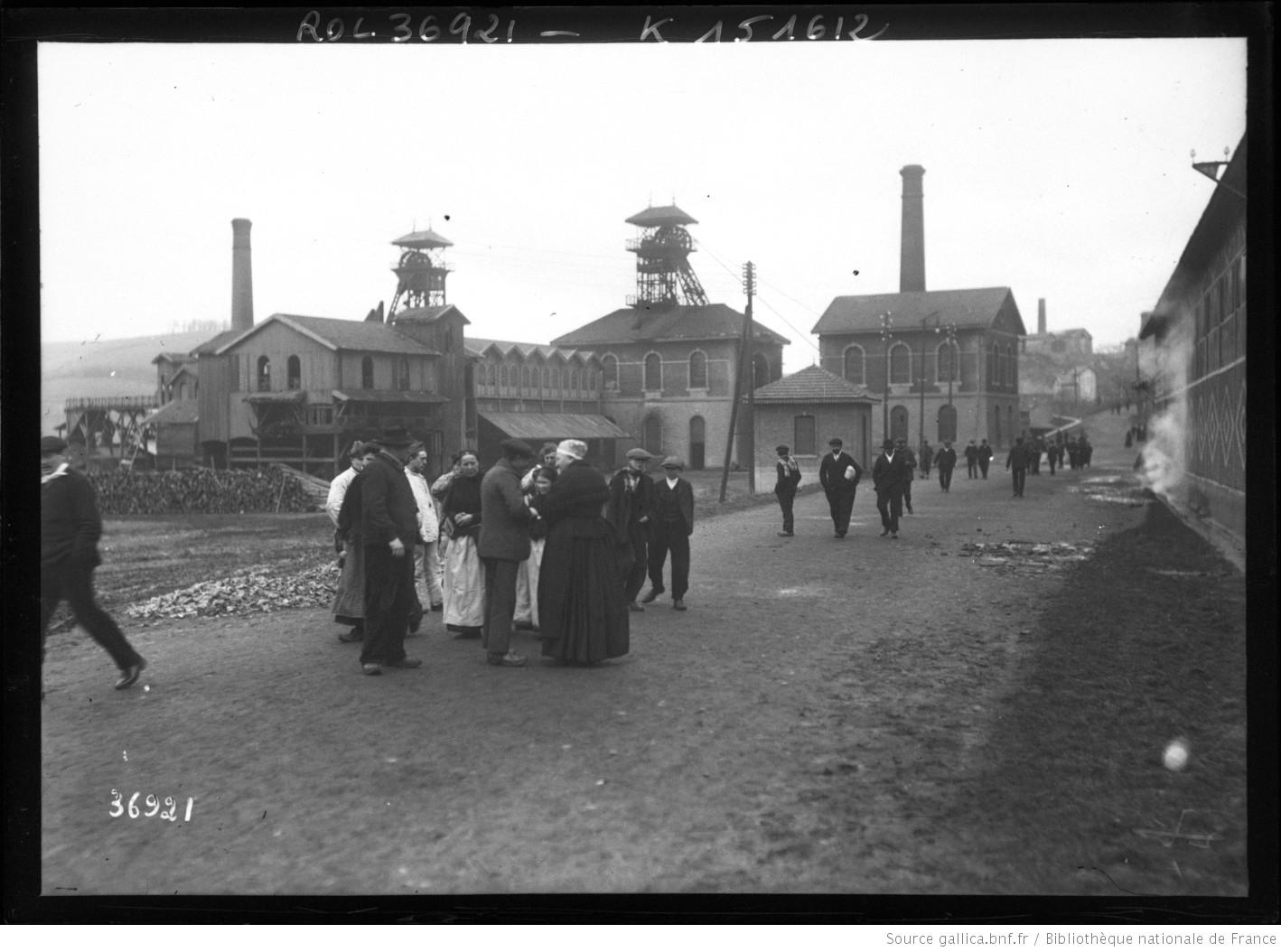 Visite du musée de la mine de Saint-Étienne – Puits Couriot