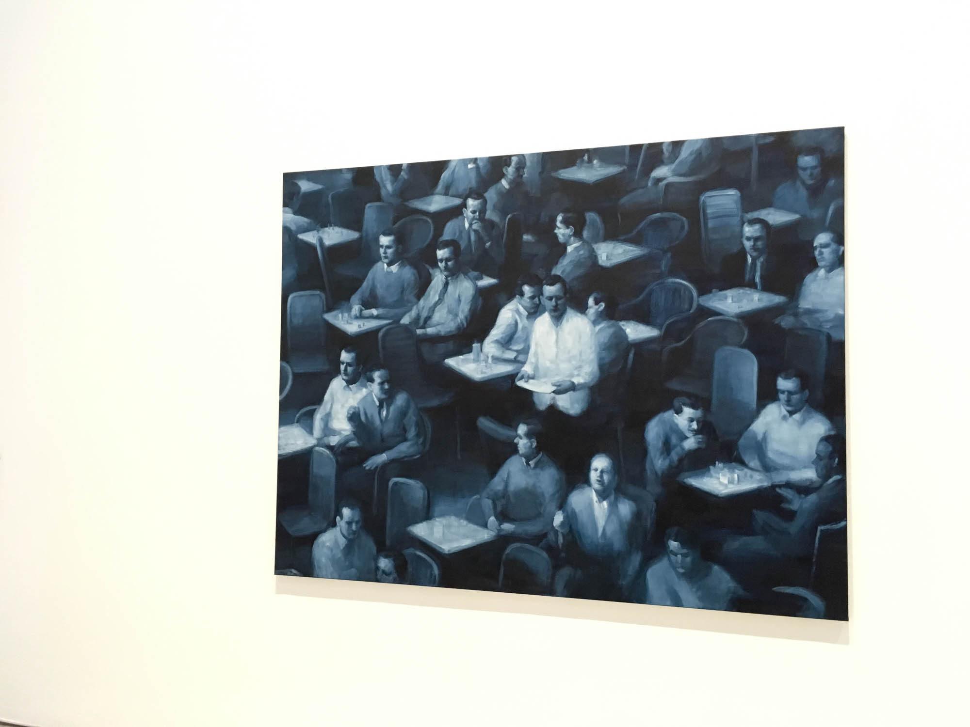 Les clones aux cols blancs de Peter Martensen